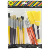 Stencil Brush Value Pack